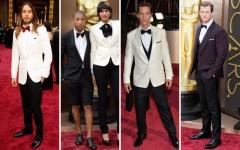 Oscar 2014: Men On The Red Carpet