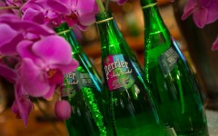 Perrier celebrates 150 years with limited-edition Andy Warhol bottles (Photo: Darren Goldstein)