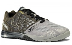 Above: Looking for a new trainer this summer? Reebok has unveiled their newest CrossFit shoe