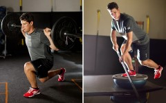 Above: Sidney Crosby wearing selections from the Reebok SC87 collection (Photos: Reebok)