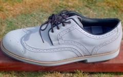 Above: FootJoy's new FJ City golf shoes (Photo: Mike Dojc)