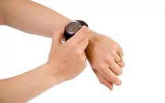 A GPS watch will help keep you motivated (Photo: Käfer photo/Shutterstock)