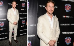Ryan Gosling at the Only God Forgives screening in NYC