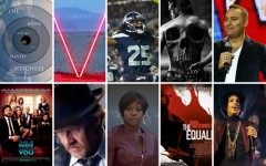 Above: The movies, music, books and games coming your way this September
