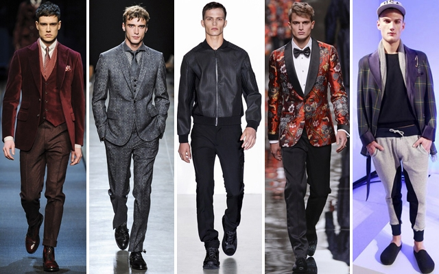 straight from the runway mens fashion trends for fall