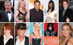 Ten memorable celebrity meltdowns