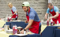 Amazing Race - Episode 6,Check the Cannons (Photo: CTV)