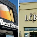 The Beer Store Vs. The LCBO? Not Quite