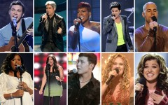 Above: 10 of American Idol's most successful finalists