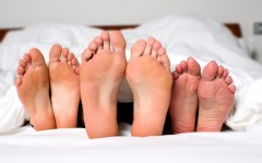 3nder: A new hookup app to facilitate threesomes (Photo: Charlie Bard/Shutterstock)