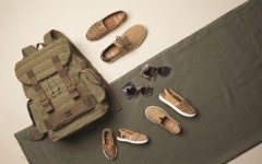 Above: The TOMS x National Geographic Big Cats capsule collection