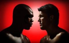 UFC 159: Jon Jones and Chael Sonnen