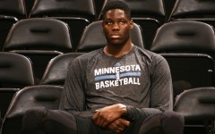 Above: Canadian professional basketball player Anthony Bennett