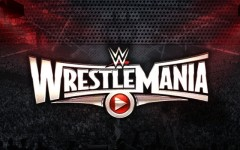 Above: WrestleMania 31 is set to be one of the biggest nights in WWE history