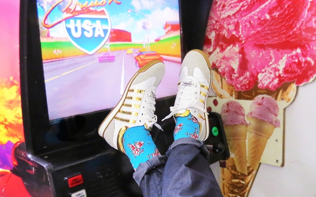 Up Your Sock Game Fashion Editorial