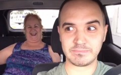 The best 'Blurred Lines' Vine of the summer? (Screenshot: Yoeslan Alfaro/Vine)