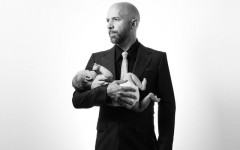 Above: Neil Strauss' book 'The Game' made him a fortune, but he later found himself in treatment for sex addiction. 10 years later, he's a changed man