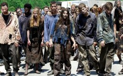 """Above: """"Walkers"""" from AMC's The Walking Dead"""