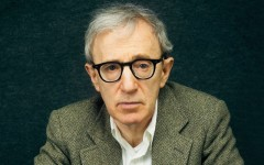 Above: Woody Allen creating a TV series for Amazon