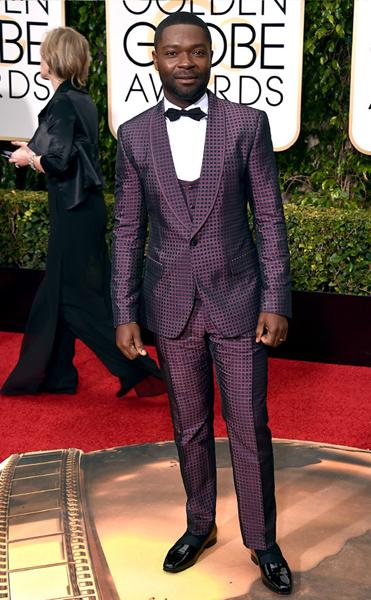 2016 Golden Globes: David Oyelowo