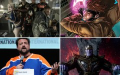 Nerd News Updates on Suicide Squad Gambit The Flash and The Avengers