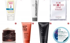 Above: 7 must-have face masks that every man should try