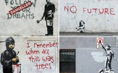 Scientists May Have Unmasked Banksy's Secret Identity
