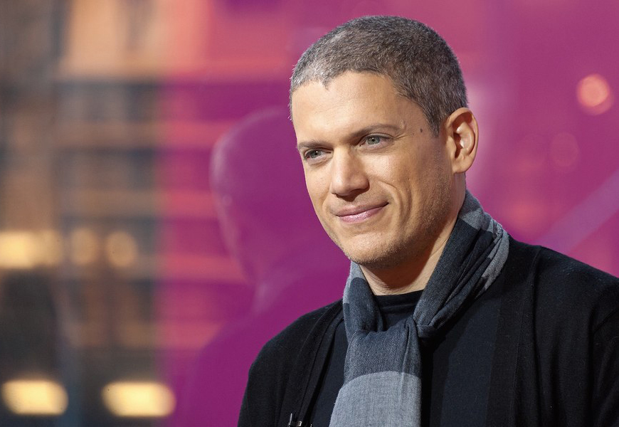 Wentworth Miller Is Fat 38
