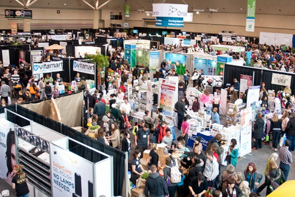 5 Must-Sees At The 2016 Green Living Show