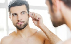 Manscaping 101: Tame Those Brows Braugh