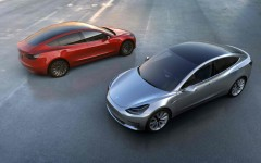 Tesla Makes The Electric Car Hot