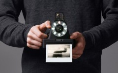 The Impossible Project Launches New Polaroid Camera