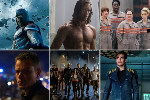 6 Summer 2016 Movies You Can't Miss