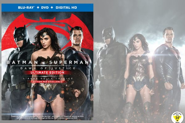 Enter For A Chance To Win BATMAN V SUPERMAN DAWN OF JUSTICE On Blu-ray