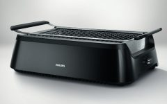 Above: The Philips Smokeless Indoor Grill