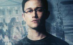Above: Joseph Gordon-Levitt is Snowden