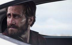 Above: Jake Gyllenhaal in 'Nocturnal Animals'