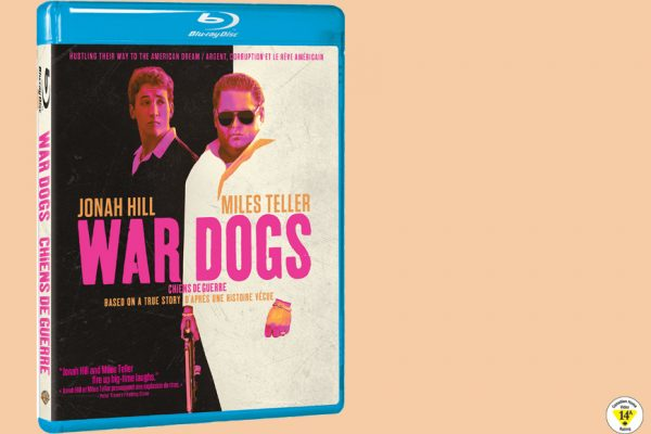 Enter For A Chance To Win WAR DOGS On Blu-ray™!
