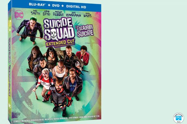 Enter For A Chance To Win SUICIDE SQUAD On Blu-ray™!