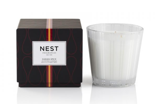 Above: The NEST Sahara Spice Candle