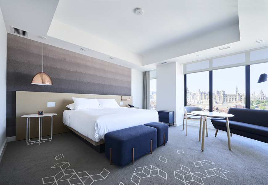 Andaz Comes to Canada: The Luxury Boutique Hotel Chain Opens in Ottawa