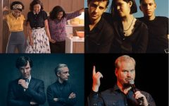 Above: 'Hidden Figures', The xx, 'Sherlock', and Jim Gaffigan are headed your way this month
