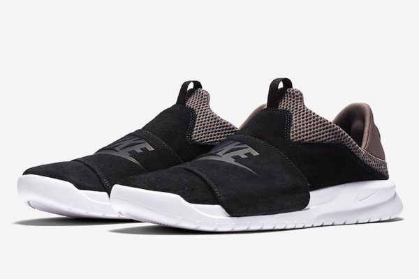 Above: The hybrid shoe is now available for purchase