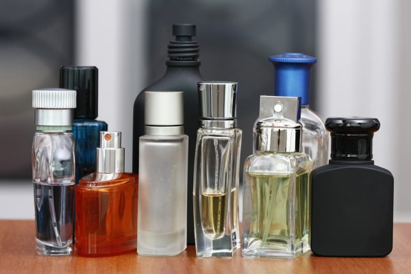 Above: How and why you need to build a fragrance collection