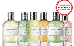 Above: Bottega Veneta Parco Palladiano EDP Collection