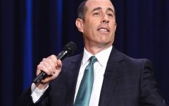 Above: Jerry Seinfeld is ditching Crackle and joining Netflix