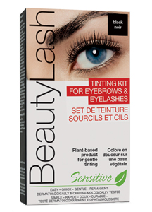 BeautyLash Tinting Kit For Brows and Lashes
