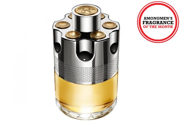 Above: Azzaro Wanted EDT for men