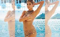 Kate Upton Covers Sports Illustrated Swimsuit Issue For A 3rd Time