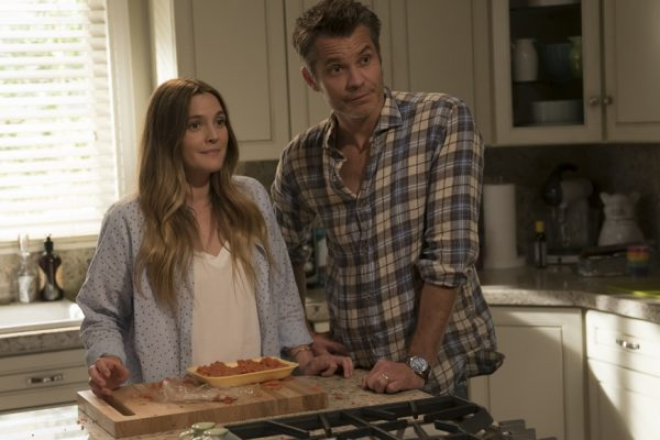 Above: Santa Clarita Diet starts streaming on Netflix this week